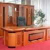 Nội thất Hòa Phát giới thiệu sản phẩm bàn, tủ lãnh đạo mới