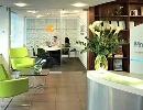 Thiết kế và bố trí bàn trà cho văn phòng