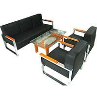 Sofa giả da Hòa Phát SF80
