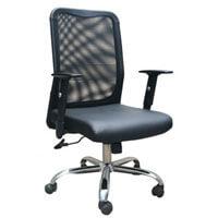 Ghế lưng trung chân mạ Hòa Phát GL206