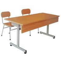 Bàn ghế tiểu học Hòa Phát BHS108-III+GHS108-III