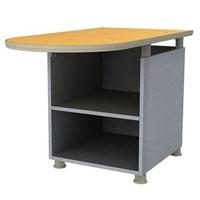 Tủ nối bàn làm việc không cánh Fami CC2240H