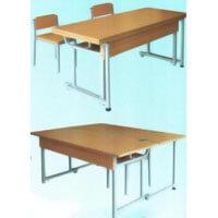 Bàn ghế tiểu học Hòa Phát BBT103-III+GBT103-III