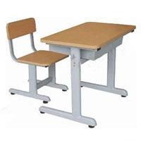 Bàn ghế tiểu học Hòa Phát BHS106-III+GHS106-III