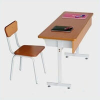 Bàn ghế tiểu học Hòa Phát BHS101B + GHS101B
