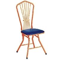 Ghế gấp chân sắt sơn đệm gải da PVC Hòa Phát G17S-D001