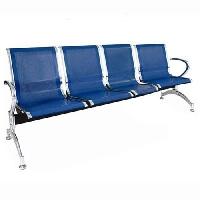 Ghế phòng chờ Hòa Phát đệm xanh GPC02-4X