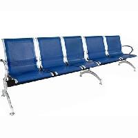 Ghế phòng chờ Hòa Phát đệm xanh GPC02-5X