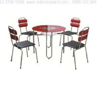 Bàn ghế phòng ăn B39+G39