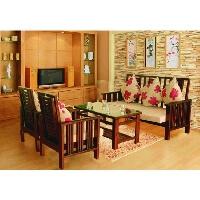 Sofa gỗ tự nhiên SF71