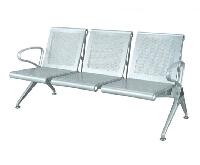GPC03-3  ghế phòng chờ khung thép sơn tĩnh điện HP