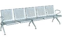 GPC03-5  ghế phòng chờ khung thép sơn tĩnh điện Hòa phát