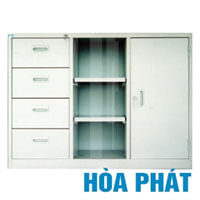 Tủ ghép Hòa Phát CAT118-4D(TU118-4D)
