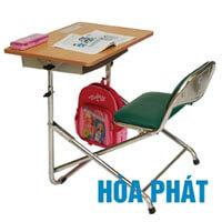 Bộ bàn học sinh Hòa Phát BHS01