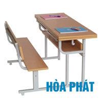Bộ bàn học sinh Hòa Phát BBT102A