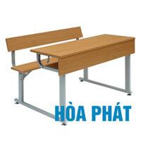 Bộ bàn học Hòa Phát BBT104A