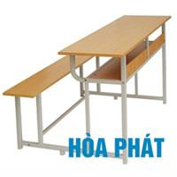 Bộ bàn liền ghế Hòa Phát BSV107