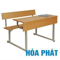 Bộ bàn liền ghế có tựa Hòa Phát BSV103T